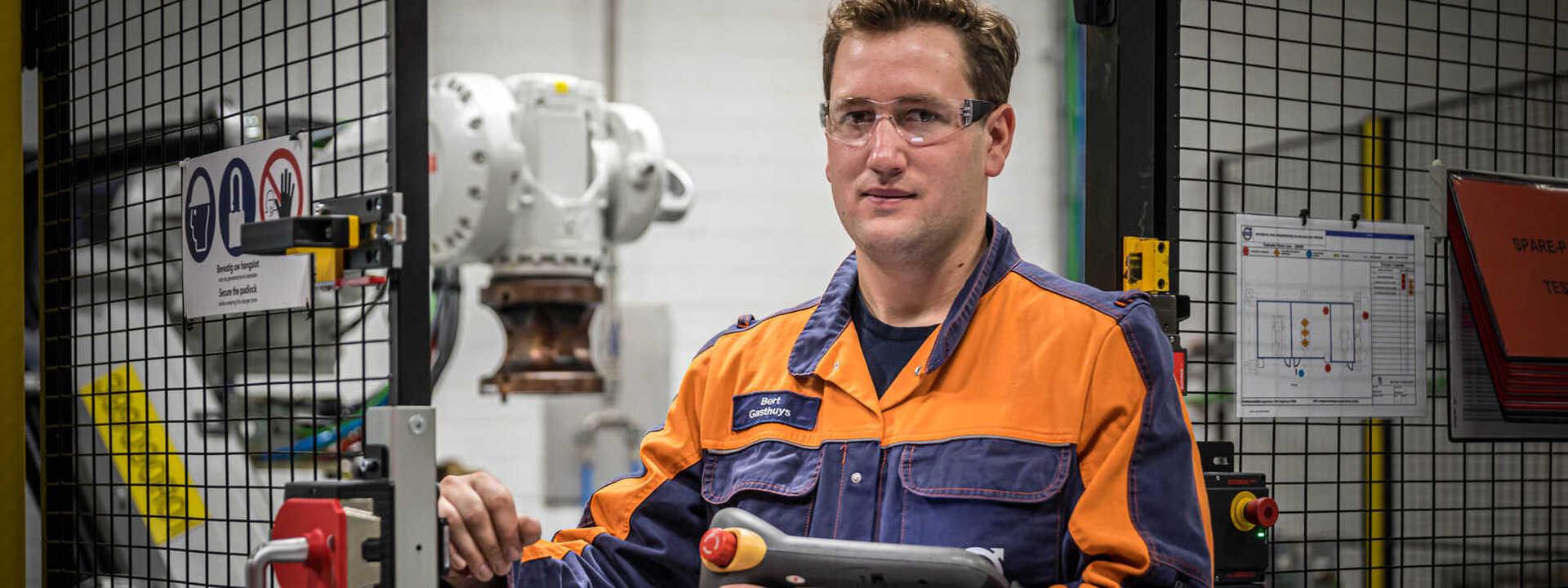 Bert, technieker