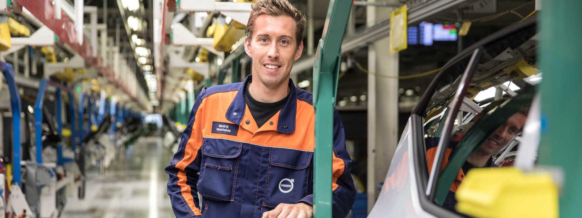 Hendrik, supervisor