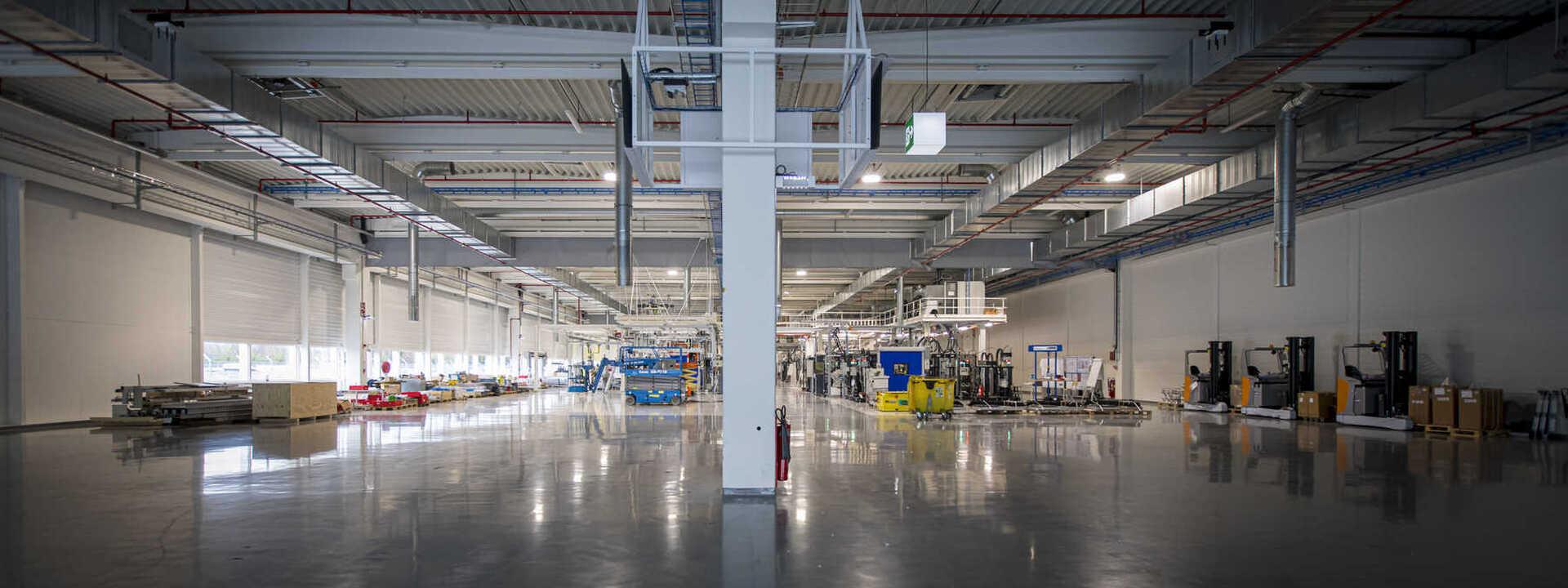 Coronavirus noopt Volvo Car Gent tot productiestop