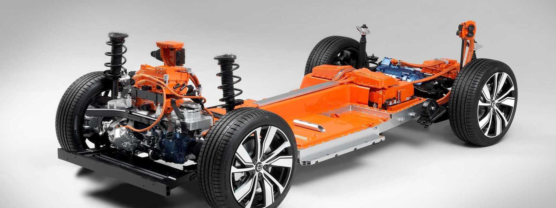 Volvo's eerste elektrische auto binnenkort voorgesteld