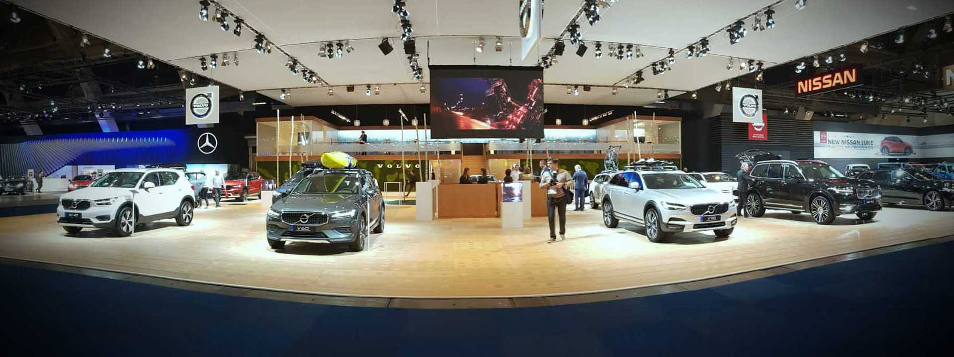 Productiestijging voor Volvo Car Gent in 2019