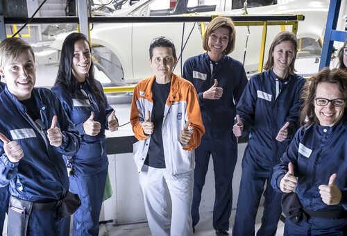 Gender en diversiteit hoog op agenda Volvo Car Gent
